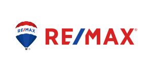 RE/MAX with a balloon